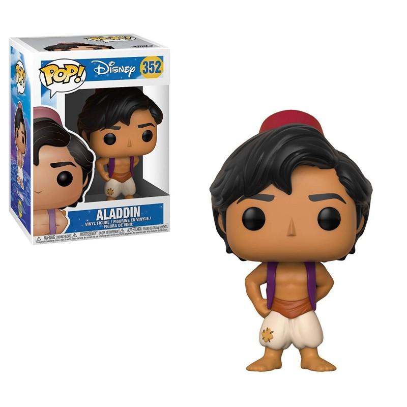 POP DISNEY 352 ALADDIN - Figurines POP au prix de 14,95€