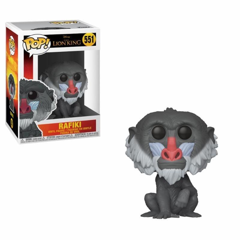 POP DISNEY 551 RAFIKI - Figurines POP au prix de 14,95€