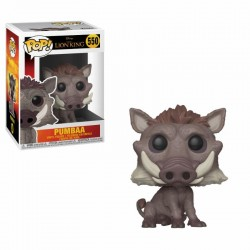 POP DISNEY ROI LION 550 PUMBAA - Figurines POP au prix de 14,95 €