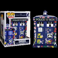 POP DOCTOR WHO 227 TARDIS CLARA MEMORIAL - Figurines POP au prix de 24,95€