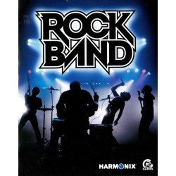 PS3 ROCK BAND - Jeux PS3 au prix de 4,95€