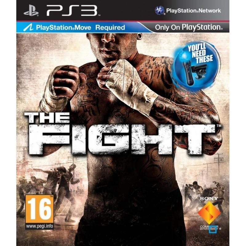 PS3 THE FIGHT - Jeux PS3 au prix de 9,95€