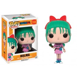 POP DRAGON BALL 108 BULMA - Figurines POP au prix de 14,95 €