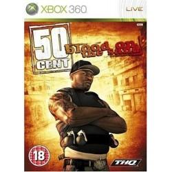 X360 50 CENT BLOOD ON THE SAND - Jeux Xbox 360 au prix de 4,95€