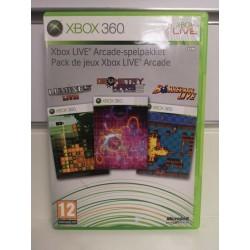 X360 ARCADE 3 JEUX - Jeux Xbox 360 au prix de 6,95€
