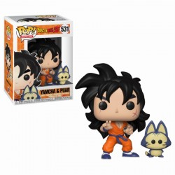 POP DRAGON BALL Z 531 YAMCHA ET PUAR - Figurines POP au prix de 14,95 €
