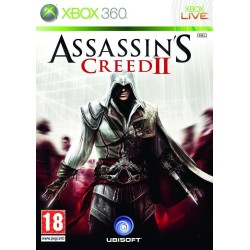 X360 ASSASSIN S CREED 2 - Jeux Xbox 360 au prix de 4,95 €