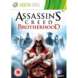 X360 ASSASSIN S CREED BROTHERHOOD - Jeux Xbox 360 au prix de 4,95 €