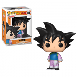 POP DRAGONBALL Z 618 GOTEN - Figurines POP au prix de 14,95 €