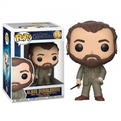 POP FANTASTIC BEASTS 15 ALBUS DUMBLEDOR - Figurines POP au prix de 14,95 €