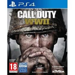 PS4 CALL OF DUTY WW2 OCC - Jeux PS4 au prix de 9,95€