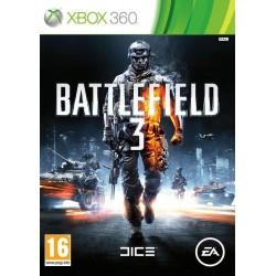 X360 BATTLEFIELD 3 - Jeux Xbox 360 au prix de 4,95€