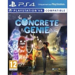 PS4 CONCRETE GENIE - Jeux PS4 au prix de 29,95€