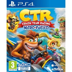 PS4 CRASH TEAM RACING - Jeux PS4 au prix de 39,95 €