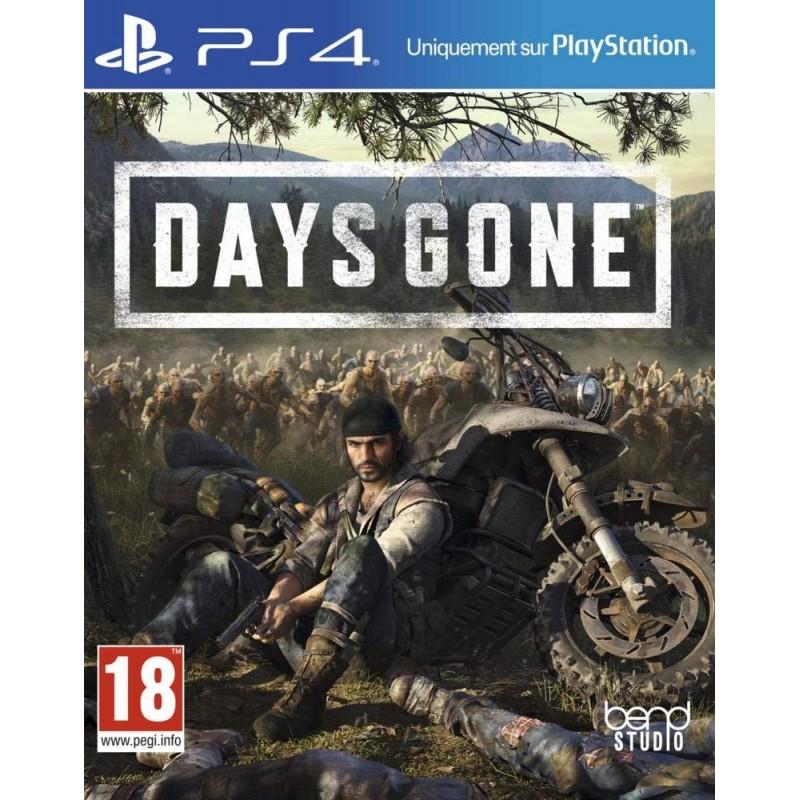 PS4 DAYS GONE - Jeux PS4 au prix de 24,95€