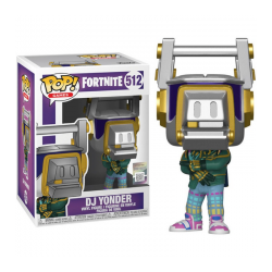 POP FORTNITE 512 DJ YONDER - Figurines POP au prix de 14,95€