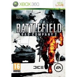 X360 BATTLEFIELD BAD COMPANY 2 - Jeux Xbox 360 au prix de 4,95€