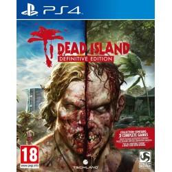 PS4 DEAD ISLAND DEFINITIVE EDITION OCC - Jeux PS4 au prix de 14,95€