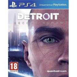 PS4 DETROIT BECOME HUMAN OCC - Jeux PS4 au prix de 24,95€