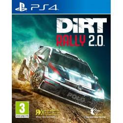 PS4 DIRT RALLY 2.0 - Jeux PS4 au prix de 29,95€