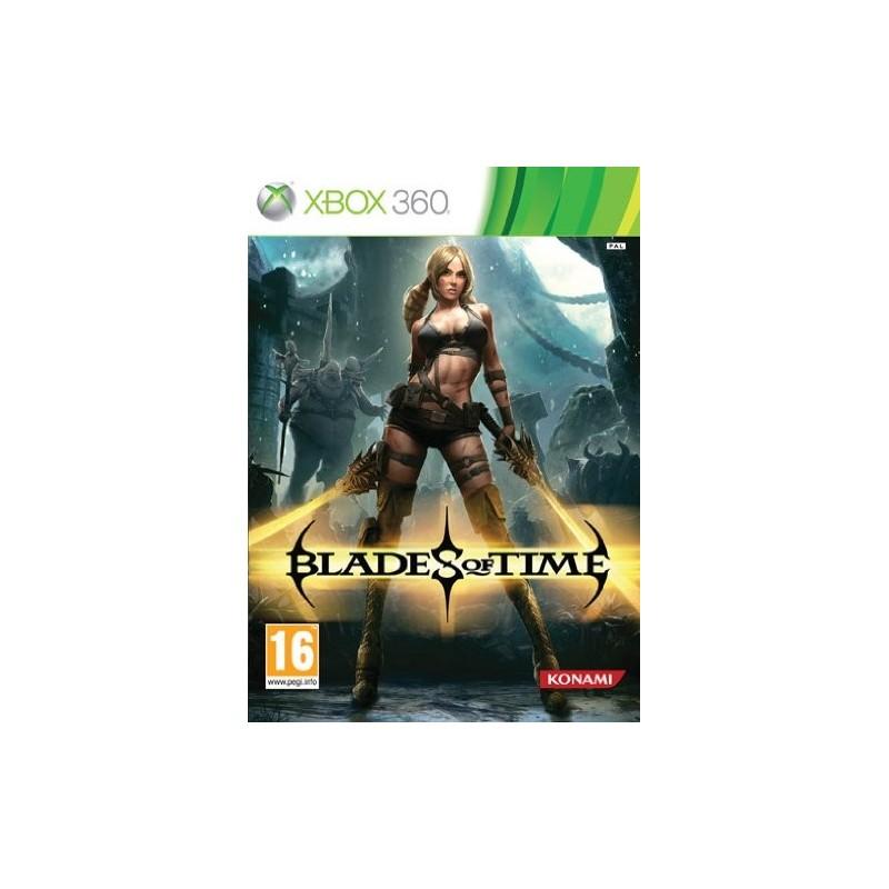 X360 BLADES OF TIME - Jeux Xbox 360 au prix de 9,95€
