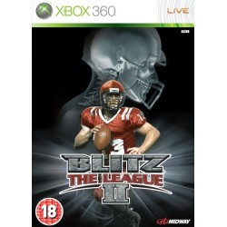 X360 BLITZ THE LEAGUE 2 - Jeux Xbox 360 au prix de 4,95 €