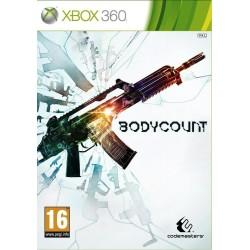 X360 BODYCOUNT - Jeux Xbox 360 au prix de 4,95€