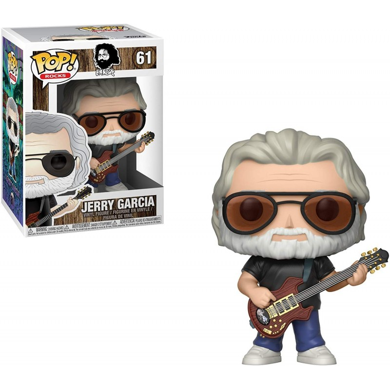 POP GARCIA 61 JERRY GARCIA - Figurines POP au prix de 14,95 €