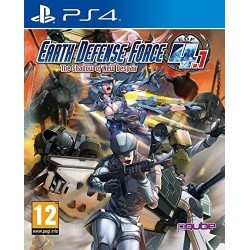 PS4 EARTH DEFENSE FORCE 4.1 OCC - Jeux PS4 au prix de 12,95 €