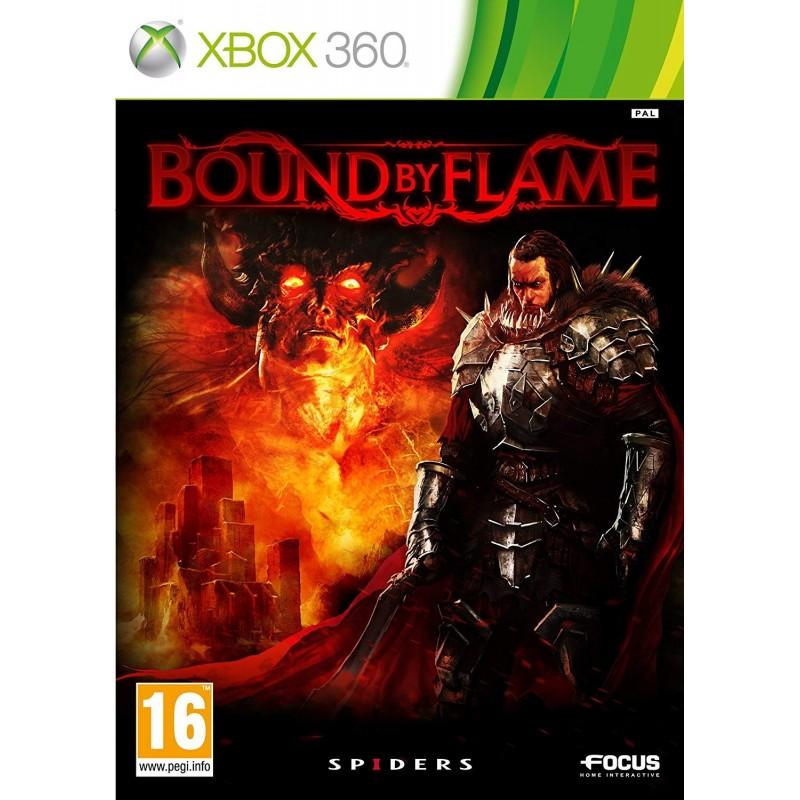 X360 BOUND BY FLAME - Jeux Xbox 360 au prix de 14,95€