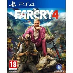 PS4 FAR CRY 4 OCC - Jeux PS4 au prix de 9,95€