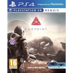PS4 FARPOINT OCC - Jeux PS4 au prix de 12,95€