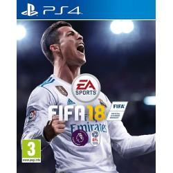PS4 FIFA 18 OCC - Jeux PS4 au prix de 7,95€