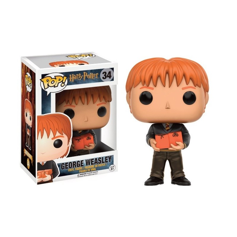 POP HARRY POTTER 34 GEORGE WEASLEY - Figurines POP au prix de 14,95 €