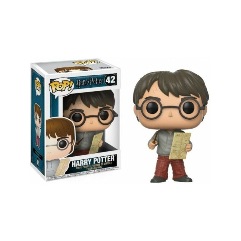 POP HARRY POTTER 42 HARRY MARAUDER - Figurines POP au prix de 14,95 €