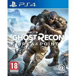 PS4 GHOST RECON BREAKPOINT - Jeux PS4 au prix de 59,95€