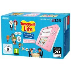 CONSOLE 2DS TOMODACHI - Consoles 2DS au prix de 99,95€