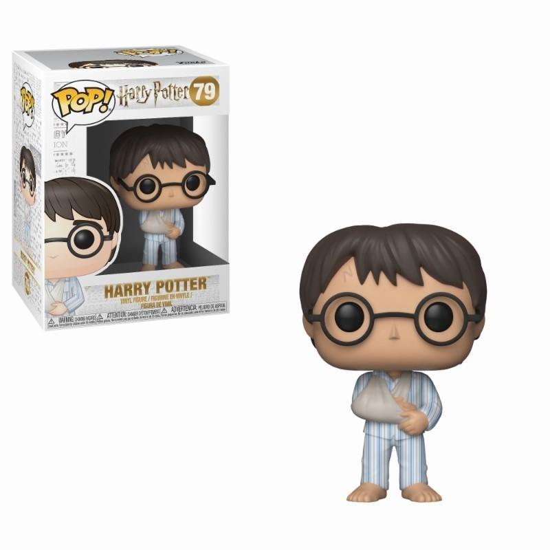 POP HARRY POTTER 79 HARRY POTTER PYJAMA - Figurines POP au prix de 14,95€