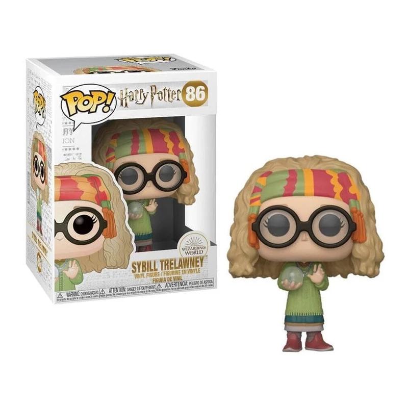 POP HARRY POTTER 86 SYBILL TRELAWNEY - Figurines POP au prix de 14,95€