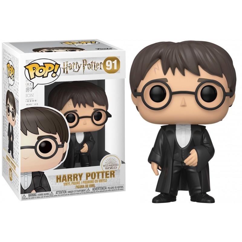 POP HARRY POTTER 91 HARRY POTTER BAL DE NOEL - Figurines POP au prix de 14,95€