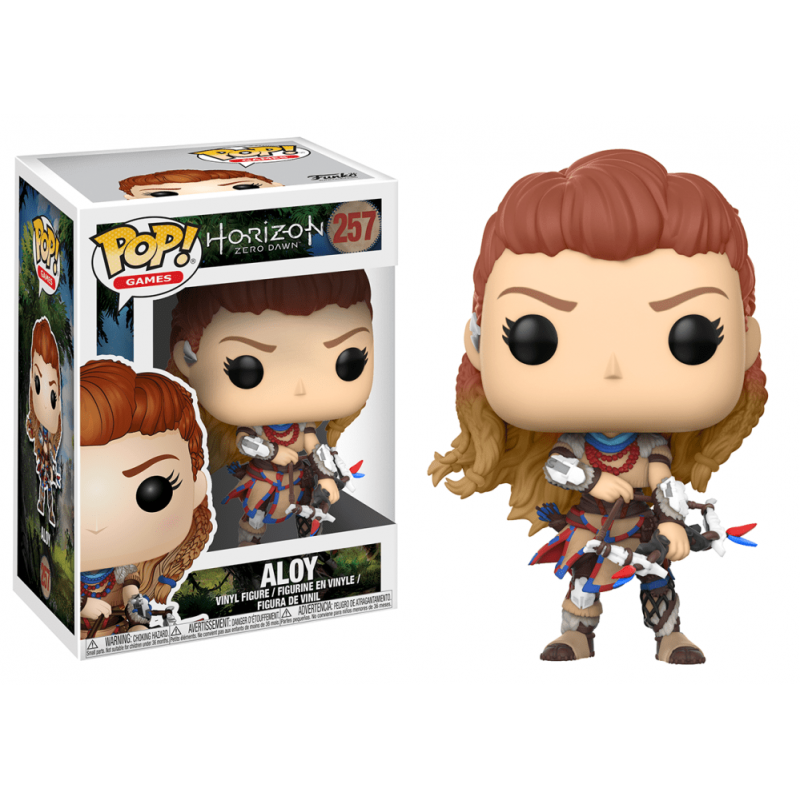 POP HORIZON ZERO DAWN 257 ALOY - Figurines POP au prix de 14,95 €