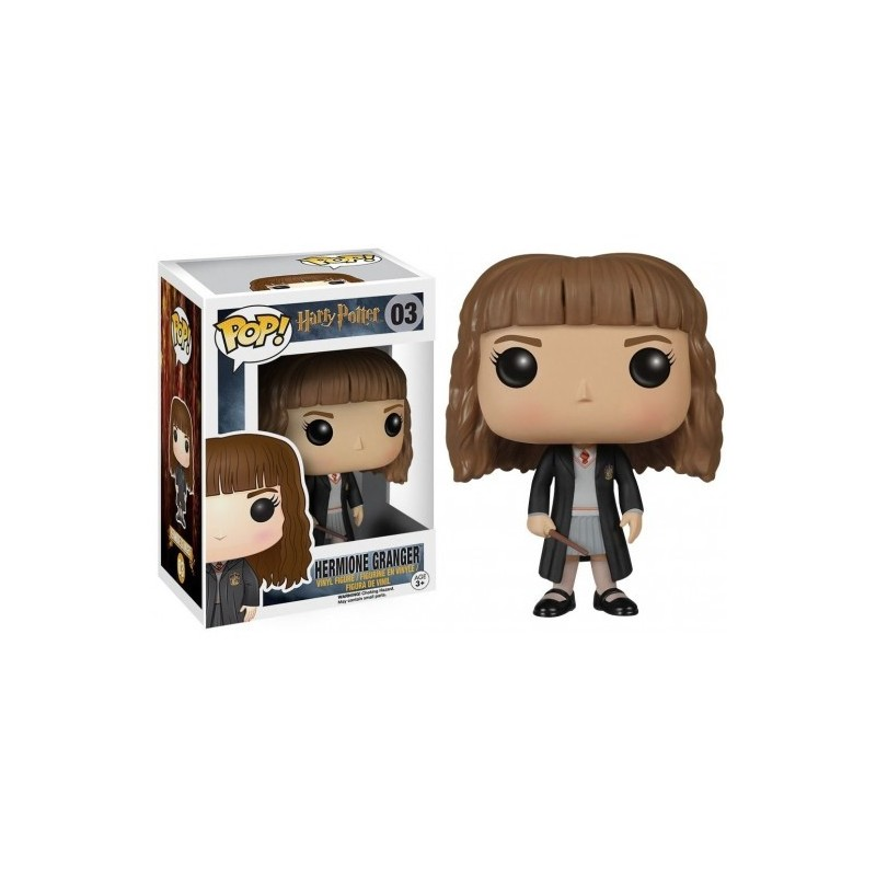 POP HARRY POTTER 03 HERMIONE - Figurines POP au prix de 14,95 €
