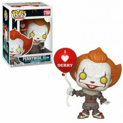 POP IT 780 PENNYWISE WITH BALLOON - Figurines POP au prix de 14,95 €