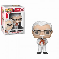 POP KFC 05 COLONEL SANDERS - Figurines POP au prix de 14,95 €