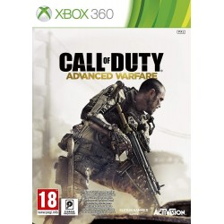 X360 CALL OF DUTY ADVANCED WARFARE - Jeux Xbox 360 au prix de 7,95 €