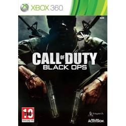 X360 CALL OF DUTY BLACK OPS - Jeux Xbox 360 au prix de 9,95€