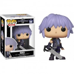 POP KINGDOM HEARTS 3 488 RIKU - Figurines POP au prix de 14,95 €