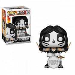 POP KISS 124 THE CATMAN - Figurines POP au prix de 14,95€
