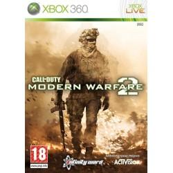 X360 CALL OF DUTY MODERN WARFARE 2 - Jeux Xbox 360 au prix de 4,95€