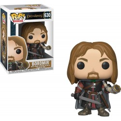 POP LORD OF THE RINGS 630 BOROMIR - Figurines POP au prix de 14,95 €